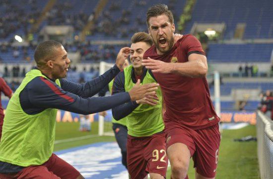 Strootman AS Roma